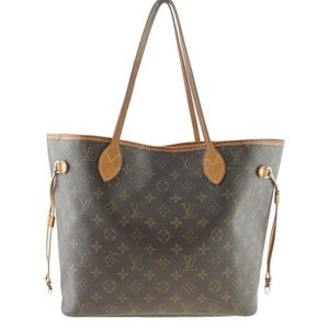 Louis Vuitton M41178 Neverfull MM Tote 164807